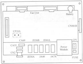 FANUC-Oi MateC系统单元及接口图3