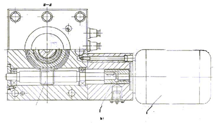 数控车床回转刀架换刀装置结构原理简介