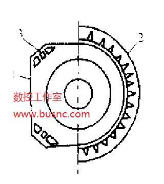 数控机床交流主轴电动机的结构